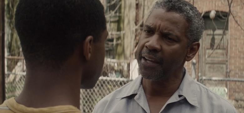 Fences Trailer - Denzel Washington