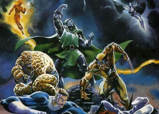 FF/X-Men Crossover