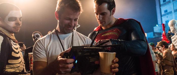 Zack Snyder DC Films