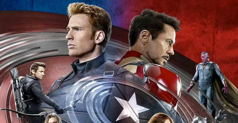 Captain America Civil War Credits Scene