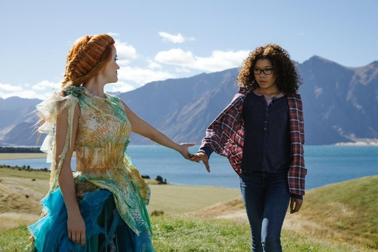 a wrinkle in time early buzz