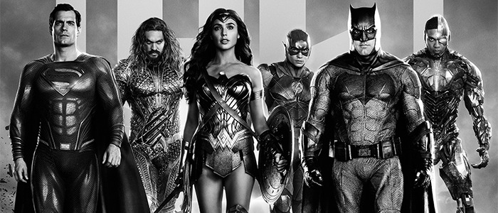 Zack Snyder's Justice League Chapter Titles