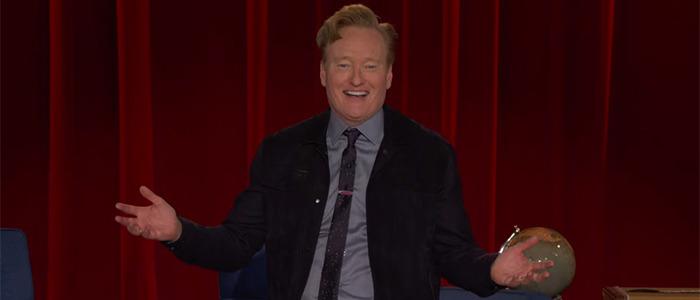 Conan O'Brien Says Farewell - Conan Final Episode