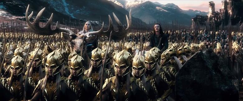 Final Hobbit trailer