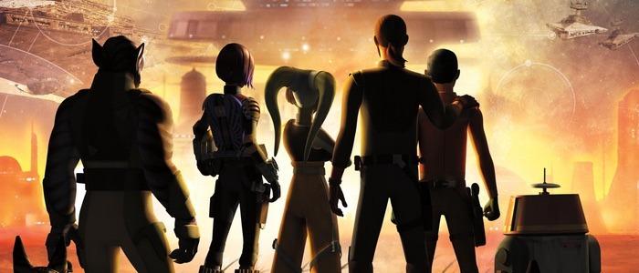 Star Wars Rebels Final Episodes