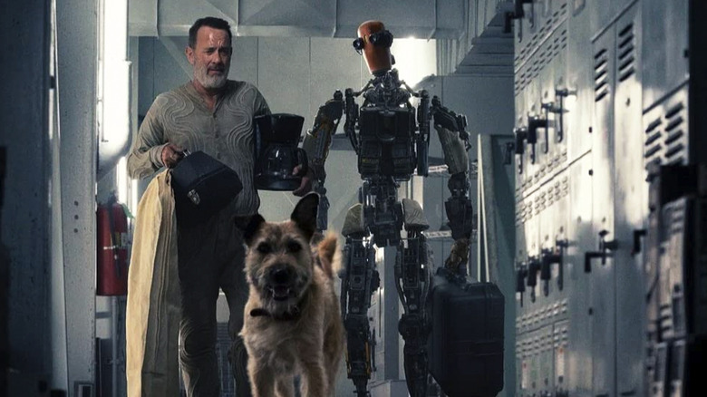 Finch Trailer: Tom Hanks, An Android, And A Dog Journey Through The Future