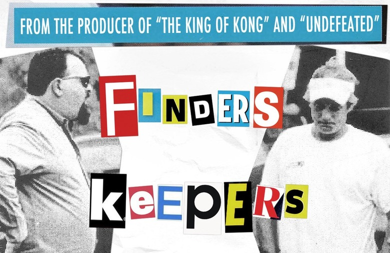 Finders Keepers review sundance