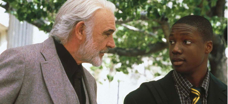finding forrester tv series