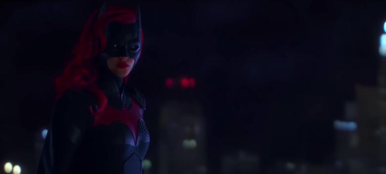 batwoman teaser trailer