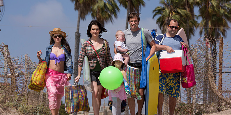 First episode of Togetherness