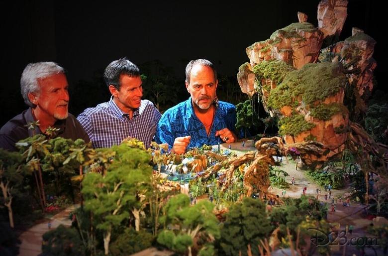 'Avatar Land' at DisneyWorld's Animal Kingdom