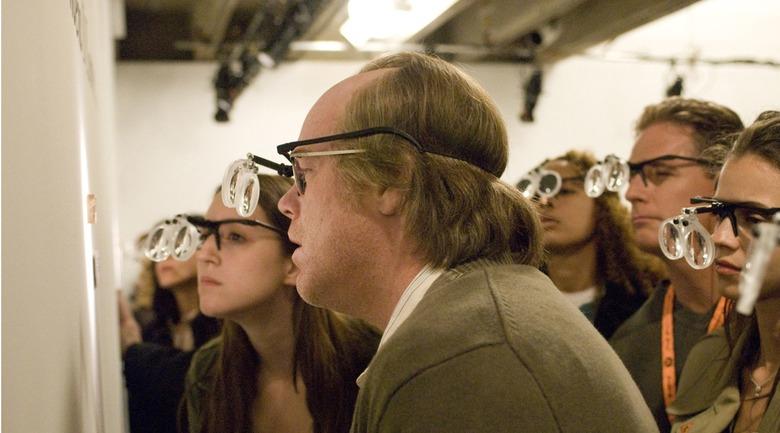 First Look: Charlie Kaufman's Synecdoche, New York