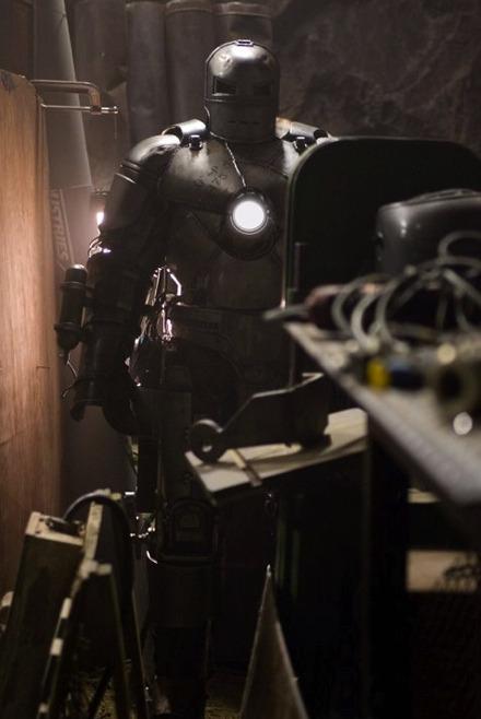 Iron Man Movie Suit