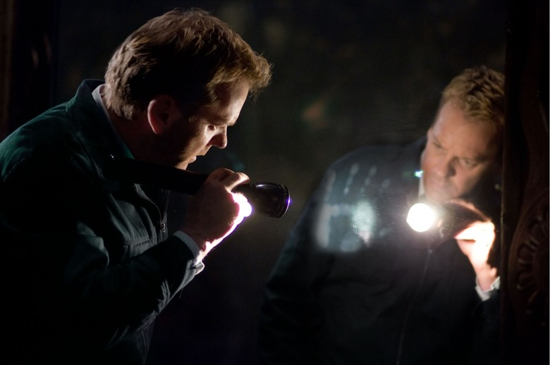 First Look: Kiefer Sutherland in Mirrors