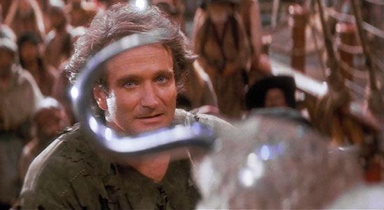 Robin Williams Hook