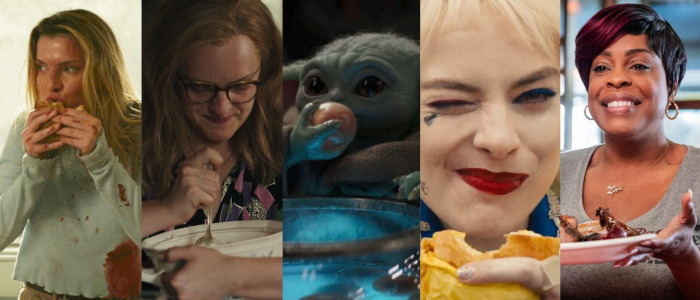 Food in 2020 Movies and tv