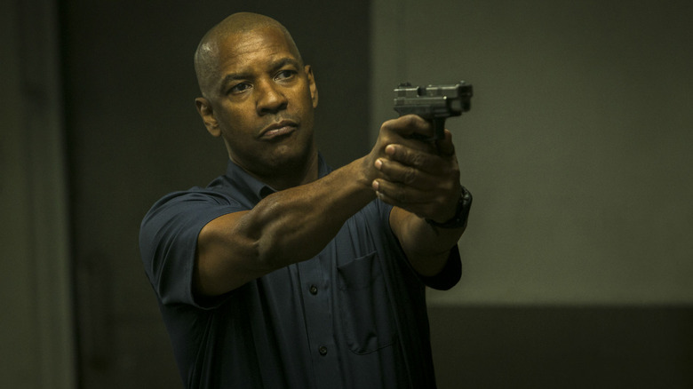 For Antoine Fuqua And Denzel Washington, It s All About Trust