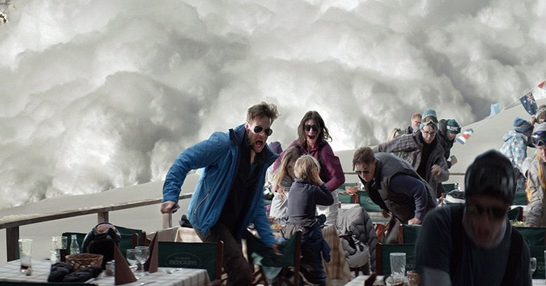 Force Majeure remake