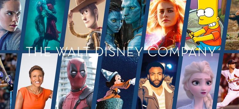 Disney+ Titles