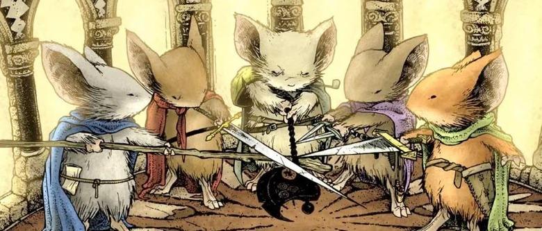 Mouse Guard Movie Cast