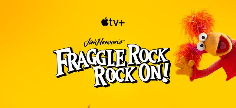 Fraggle Rock Rock On Trailer