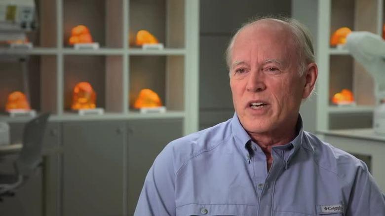 Jurassic World Frank Marshall interview