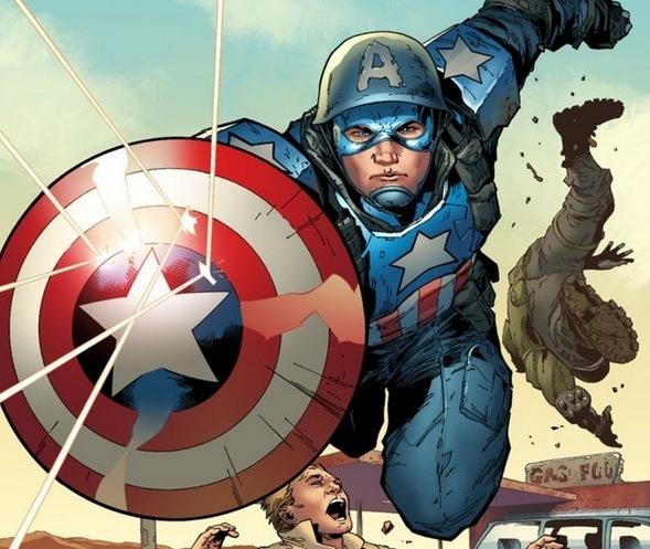 Ultimates Captain America