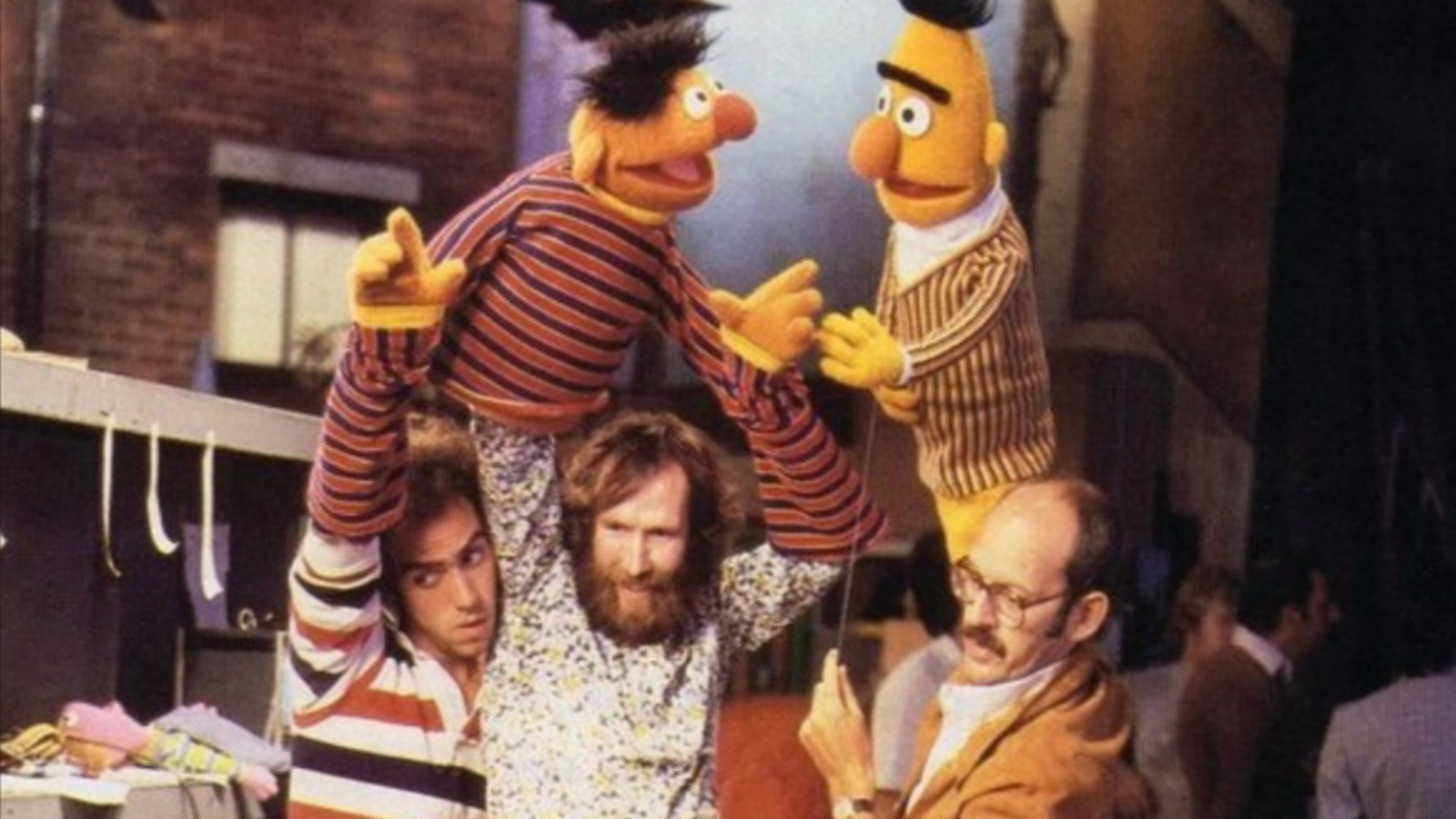 """Frank Oz Wants To Play With The Muppets Again But """"Disney Doesn't Want Me"""""""