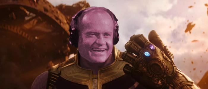 Frasier Infinity War