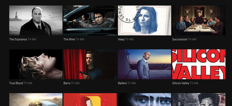Free HBO Content