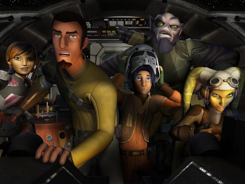 Star Wars Rebels streaming