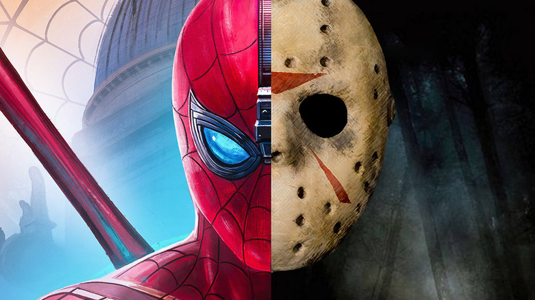 Friday the 13th Spider-Man