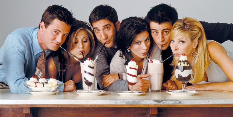 Friends 25th Anniversary Screenings