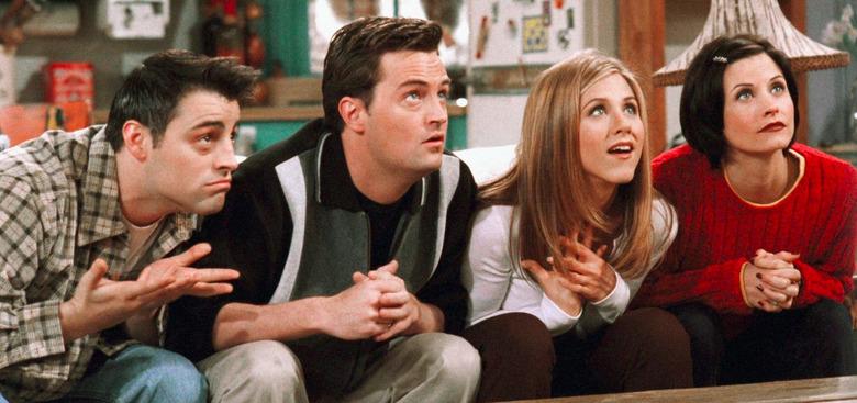 Friends Reunion Delayed