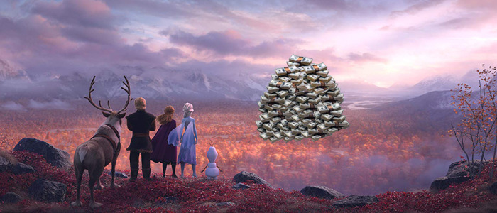 Frozen 2 box office tracking