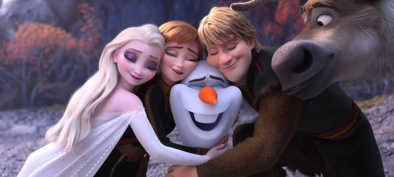 Frozen 2 Honest Trailer