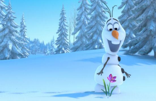 frozen honest trailer Olaf