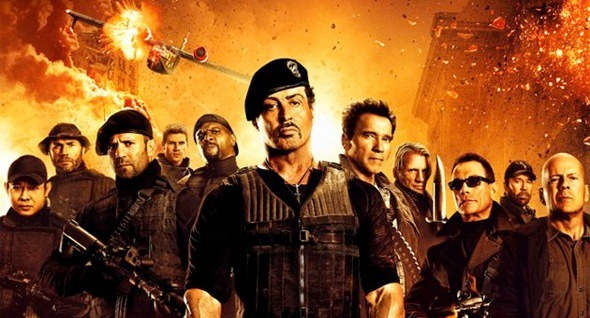 The Expendables 2 (header)