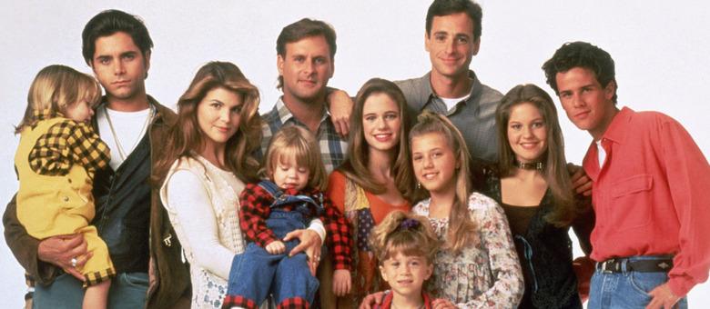 Fuller House cast photos