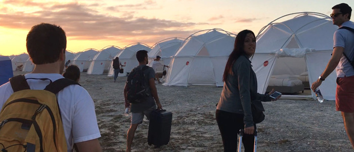 Fyre and Fyre Fraud Compared