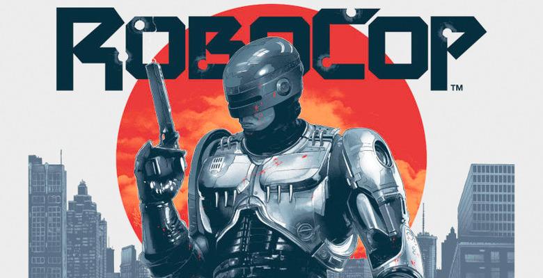 Gabz RoboCop Poster
