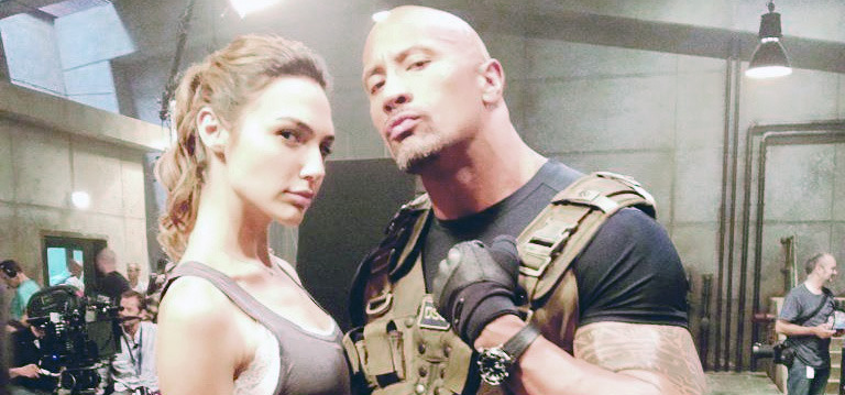 Gal Gadot Joining Red Notice