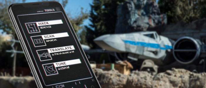 Galaxy's Edge app slice