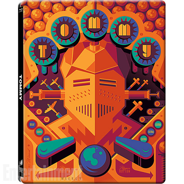 Tom Whalen Tommy gallery 1988 blu ray cover