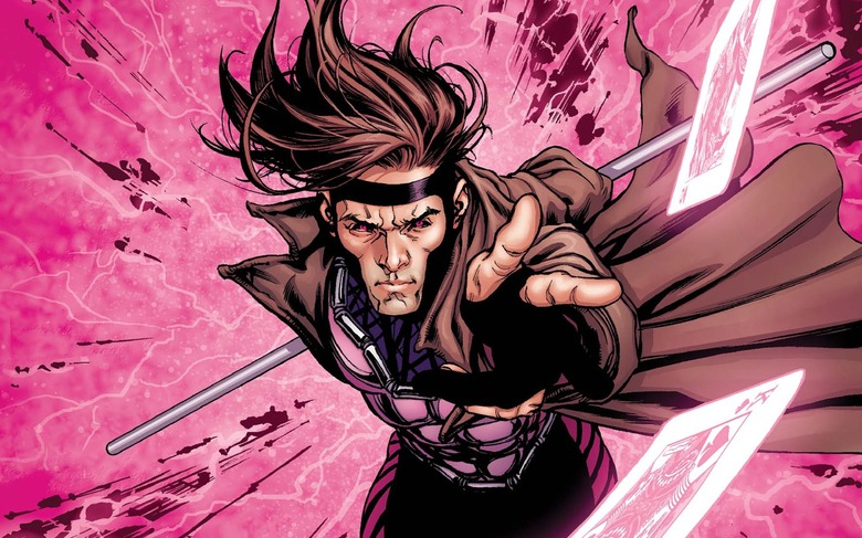 Gambit origin story