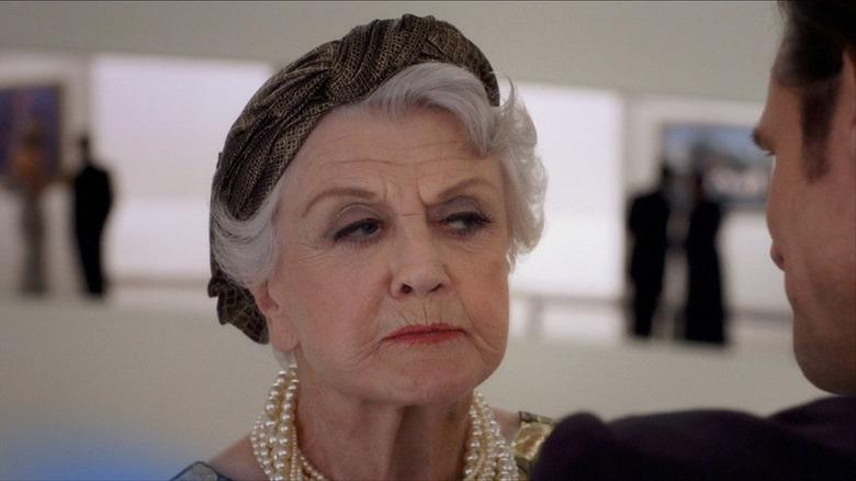 Angela Lansbury in Mr Poppers Penguins