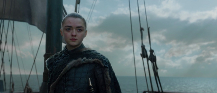 Game of Thrones Arya spinoff