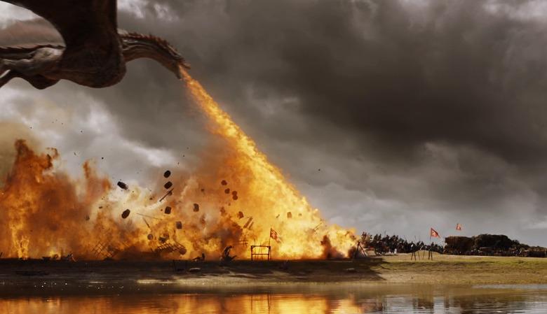Game of Thrones battle featurette
