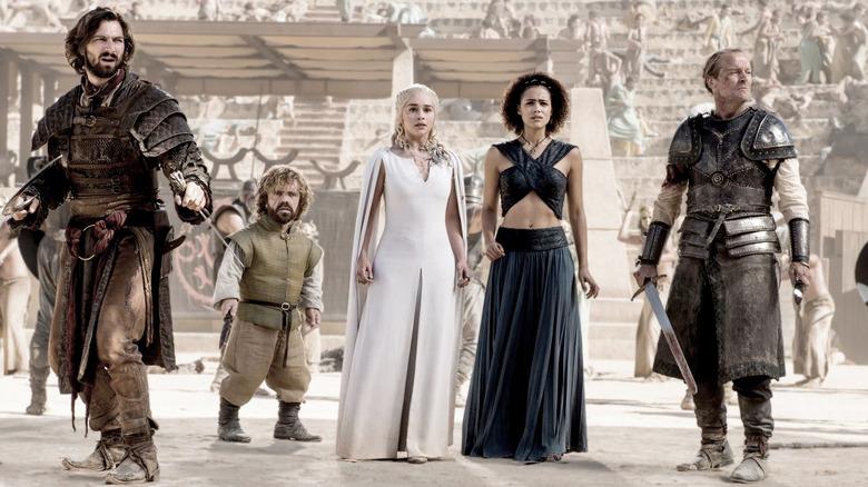 Game of Thrones marathon