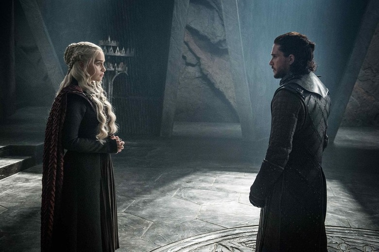 Game of Thrones Pacing
